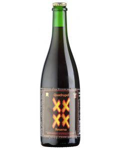 Bière Quadrupel XXXX Reserva - 75 cl