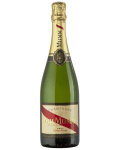 Champagne Mumm Cordon Rouge Brut – 75cl