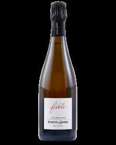 Champagne Vouette et Sorbee Cuvée Fidèle – 75 cl