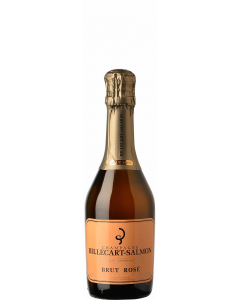 Champagne Billecart-Salmon Brut Rosé - 37,5 cl