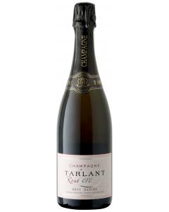 Champagne Tarlant Brut Zéro Rosé – 75 cl