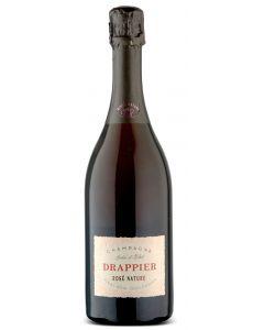 Champagne Drappier Brut Nature Rosé – 75 cl