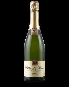 Vitteaut-Alberti Crémant de Bourgogne Blanc de Blancs – 75 cl