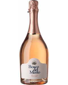 Bosco del Merlo Frizzante Rosé - 75 cl