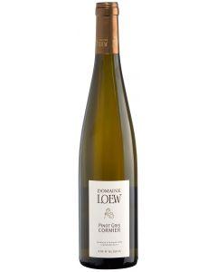 Etienne Loew Cormier Pinot Gris 2018 – 75 cl