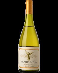 Montes Alpha Chardonnay 2012 - 75 cl