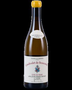 Côtes-du-Rhône Blanc 2019 Coudoulet de Beaucastel - 75 cl
