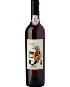 Madeira Collection N°5 Medium Dry Barbeito - 50 cl