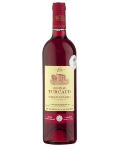 Château Turcaud Clairet 2018  - 75 cl