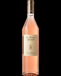 La Source Gabriel Côtes de Provence Rosé 2018 – 75 cl