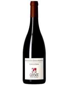 Bourgogne Rouge Côtes d'Auxerre 2018 Domaine Goisot - 75 cl