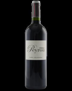 Château Peyrou Castillon - Côtes de Bordeaux 2016 - 75 cl