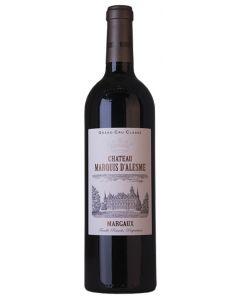Château Marquis d'Alesme 2017 3ème Grand Cru Classé Margaux - 75 cl