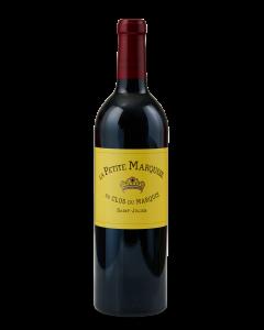 Clos du Marquis La Petite Marquise Saint-Julien 2018 - 75 cl