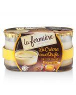 Crème aux Œufs sur Lit de Caramel - 2 x 150 g