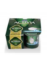 Activia 0% Nature - 4 x 125 g