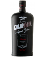 Colombian Aged in Rum Barrels Gin - 70 cl