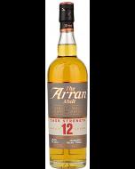 Arran Cask Strength 12 Years Single Malt  Scotch Whisky - 70 cl