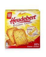 Heudebert Biscottes Complètes - 300 g