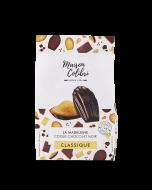 Madeleines met Zwarte Chocolade - 240 g