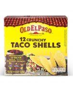 Coquilles de Maïs pour Tacos - 12 pièces