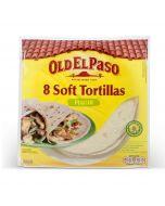 Tortillas de Farine de Blé - 8 pièces