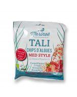 Tali Chips d'Algues Med Style - Piment d'Espelette - 40 g