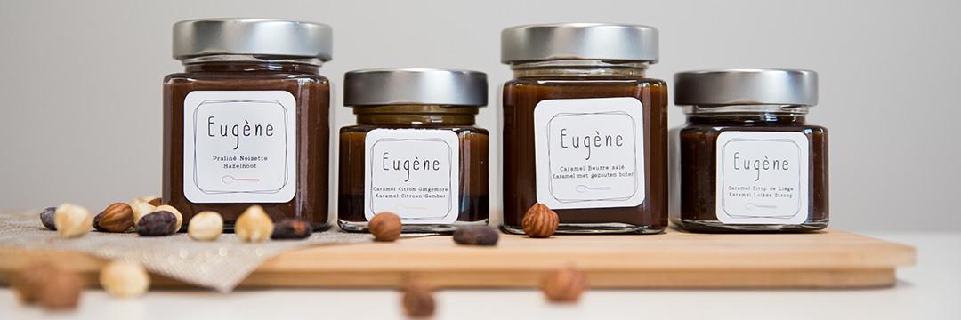 Eugène Chocolatier smeerpasta's: puur geluk in kleine potjes