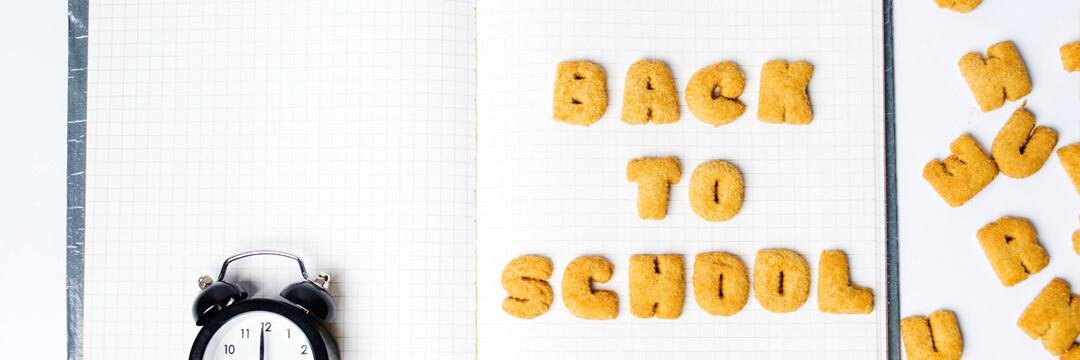 Back to school: onze favoriete snacks voor op school