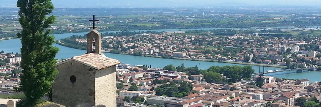 Les vins du Rhône septentrional aux alentours de Tournon et Tain-l'Hermitage