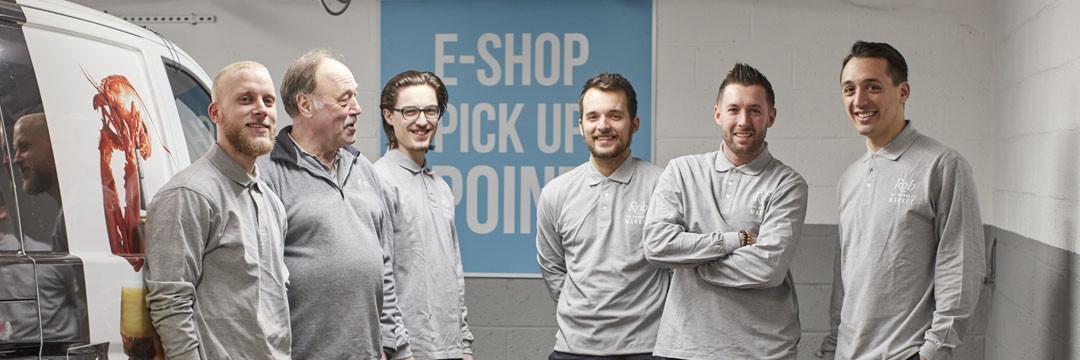 E-shopping : votre marché gourmet à portée de souris