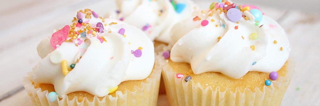 Des cupcakes pour maman!