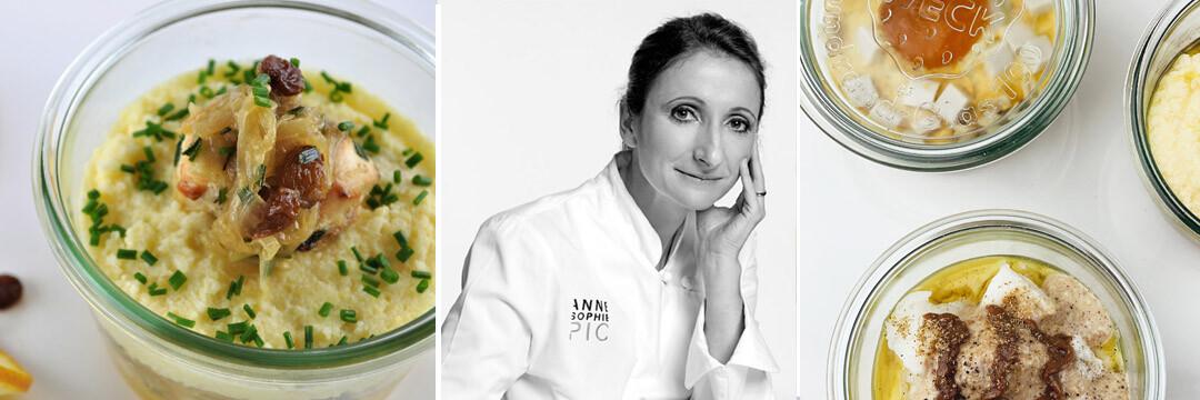 Chef-kok Anne-Sophie PIC bij ROB: verwen jezelf met 'fast good' van een Franse driesterrenchef!