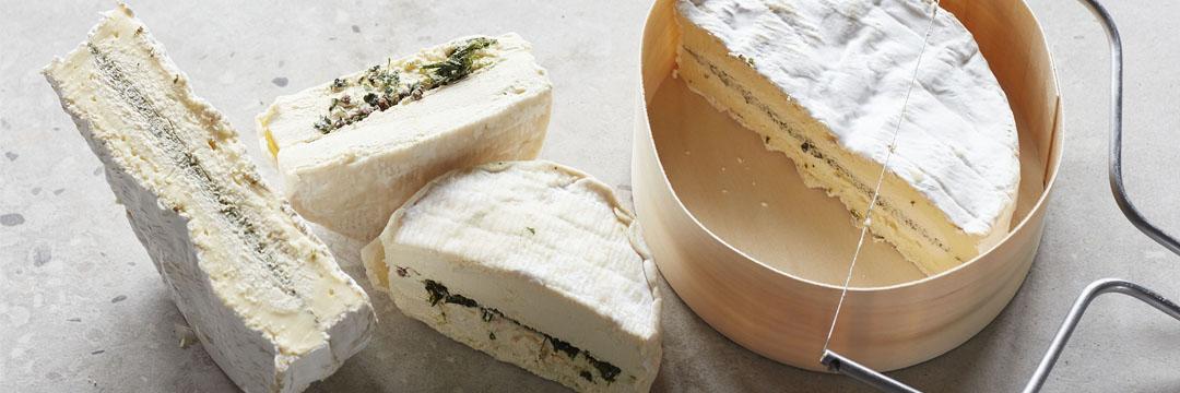 Nos fromagers vous offrent fraîcheur et légèreté sur un plateau