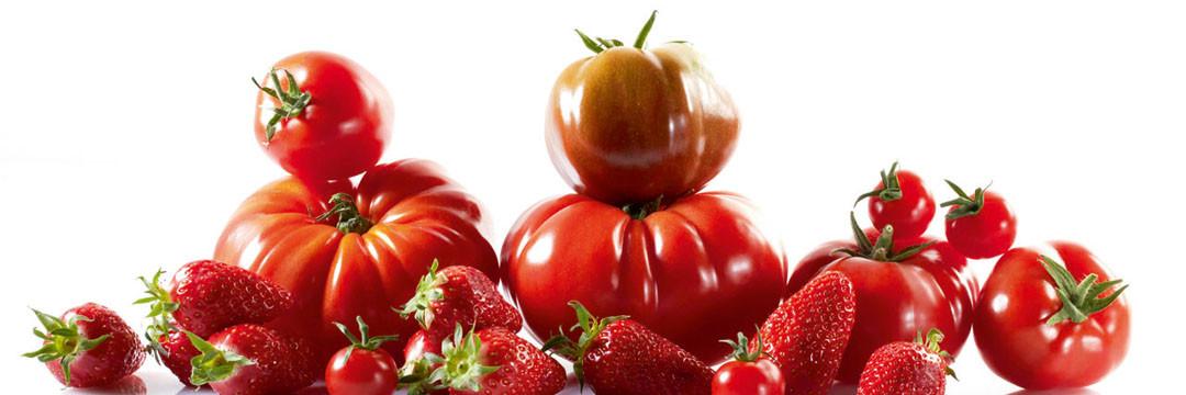 Tomaten uit volle grond van Stéphane Longlune