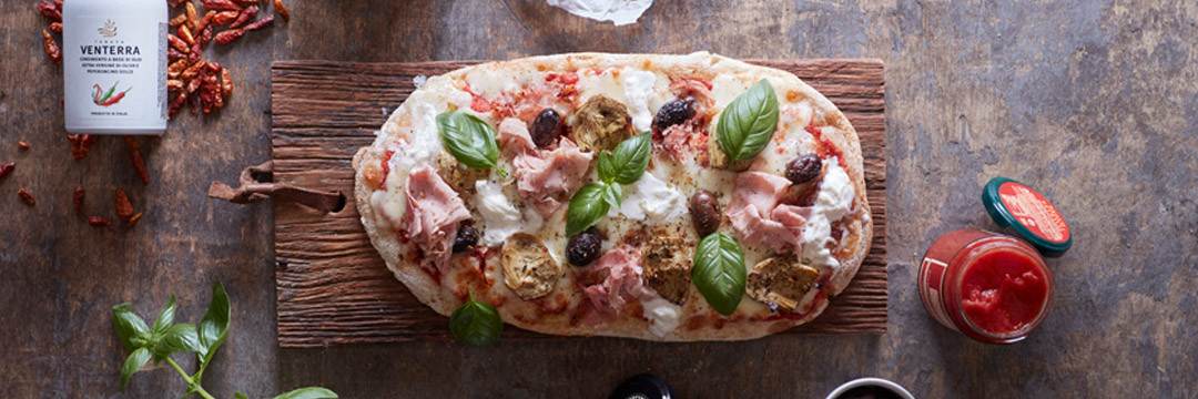 Faites chauffer le four et avanti : le pizzaiolo, c'est vous !