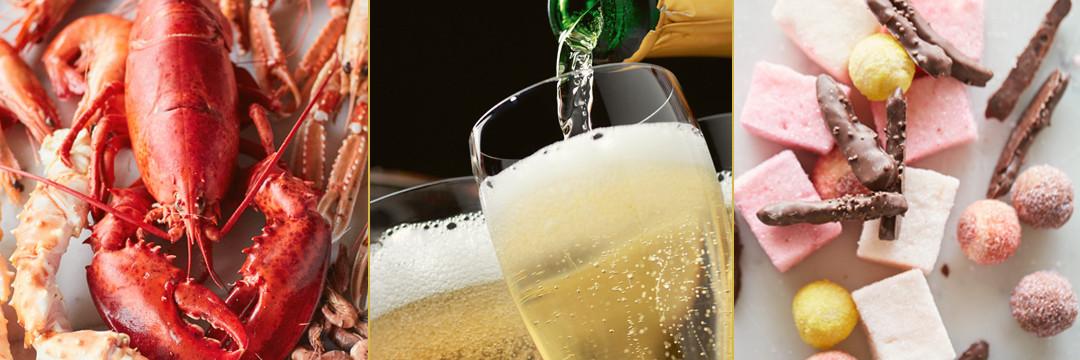 Fin gourmets, vous l'êtes certainement déjà … mais êtes-vous fin prêts pour réussir vos fêtes ?