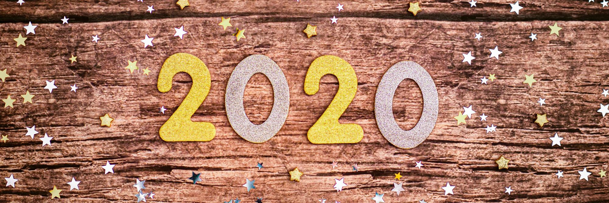 Une année 2020 pleine d'énergie et de saveurs