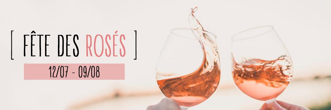 Fête des Rosés : 5 vins pour voir la vie en rose