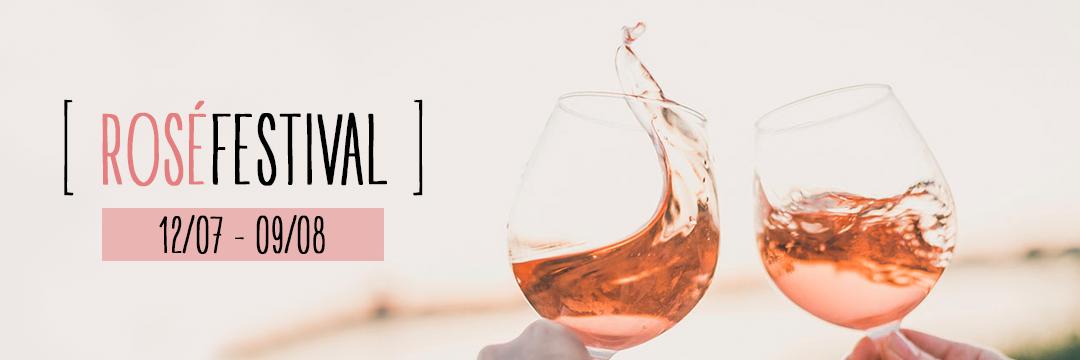Roséfestival: 5 wijnen om het leven door een roze bril te zien