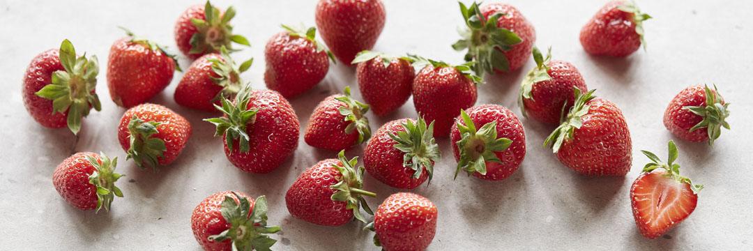 Les fraises de Maxime Jamart à Saint-Denis : la promesse d'une longue saison de bonheur sucré