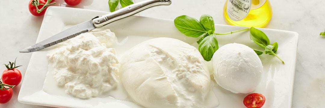 Les fromages italiens sous le signe du bon sens