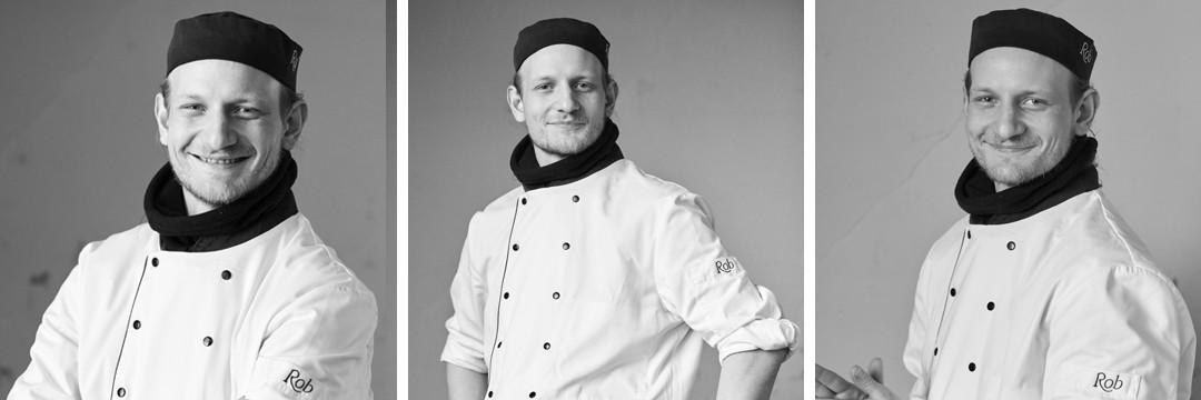 Guillaume, adjoint du chef de rayon au comptoir poissonnerie