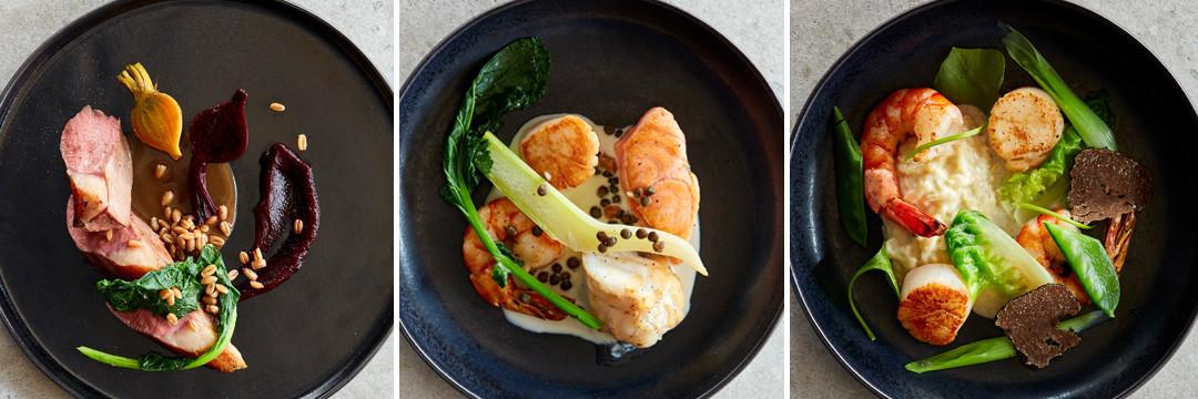 Profitez des fêtes avec les menus préparés par notre chef pour vous !