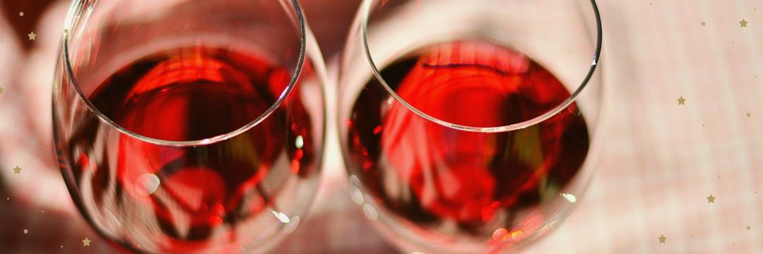 Les vins des menus de fête