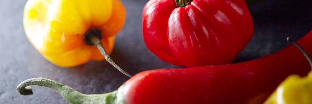 Fort et généreux : Les bienfaits du piment