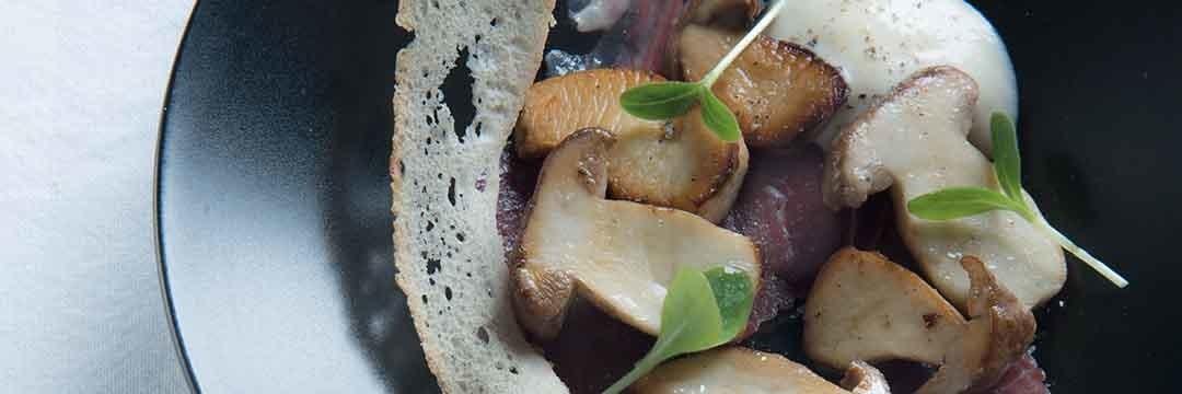 Pannetje van eekhoorntjesbrood met Bellota-Bellota®