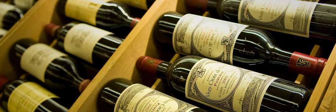 De prijs van een fles wijn