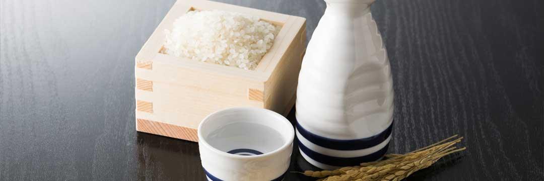 L'univers des sakés