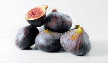 Fruit- en groentenafdeling